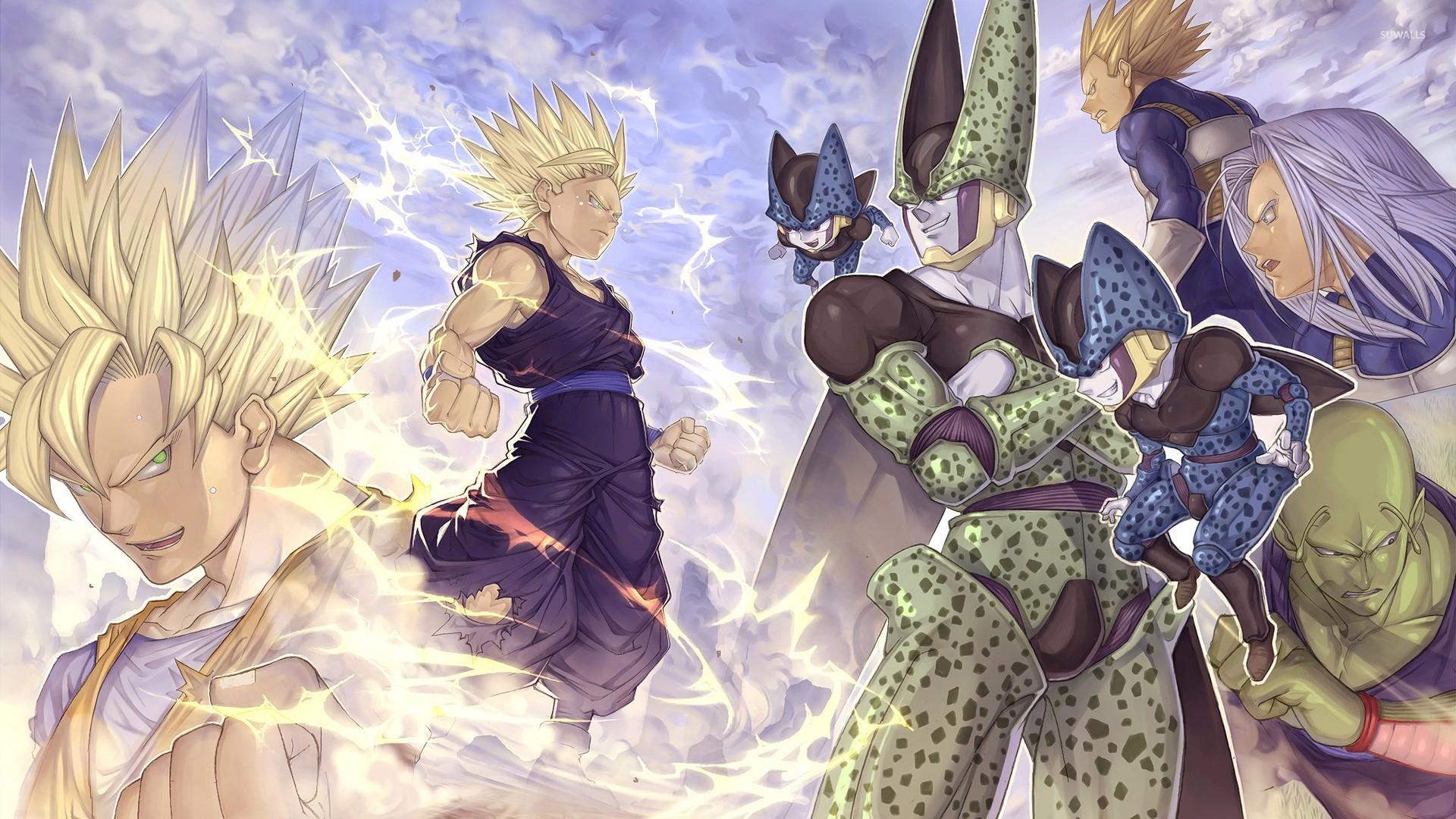 Dragon Ball Z 10 Wallpaper Anime Wallpapers 41719