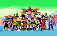 Dragon Ball Z [3] wallpaper 2560x1600 jpg