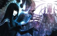 Dragon Slayer - Black Rock Shooter wallpaper 1920x1080 jpg