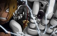 Edward Elric - Fullmetal Alchemist [3] wallpaper 2560x1440 jpg