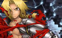Edward Elric - Fullmetal Alchemist [2] wallpaper 2560x1440 jpg
