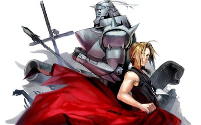 Edward Elric - Fullmetal Alchemist wallpaper