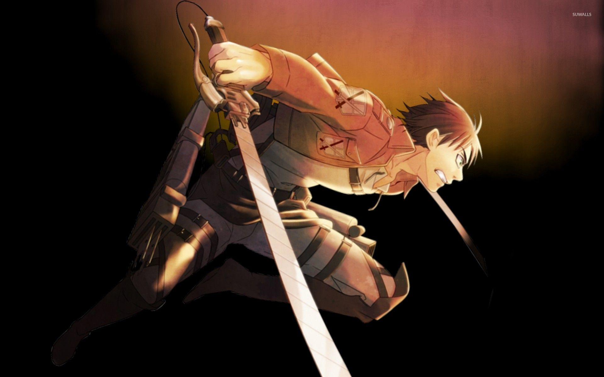 Eren Yeager Attack On Titan 2 Wallpaper Anime Wallpapers 27936