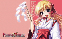 Erika Sendo in Fortune Arterial wallpaper 1920x1200 jpg