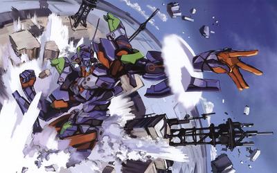 Evangelion: 3.0 You Can (Not) Redo wallpaper