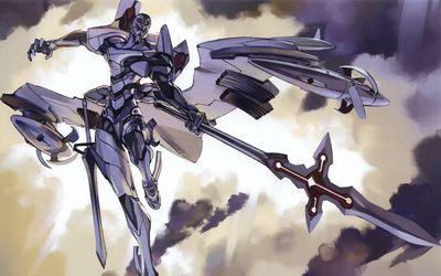 Evangelion Anima - Neon Genesis Evangelion wallpaper