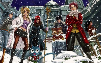 Fairy Tail [3] wallpaper