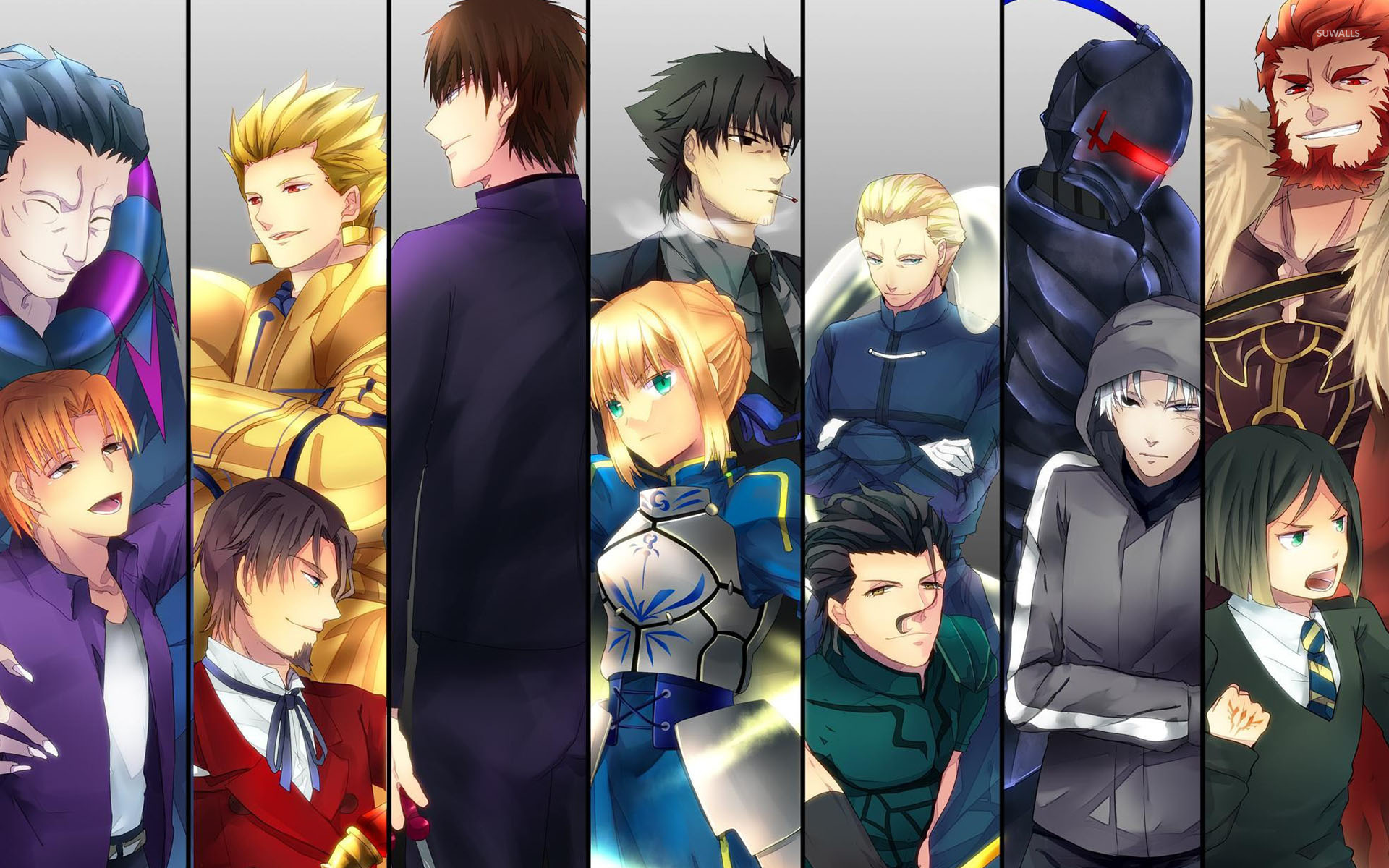 Fate Stay Night 6 Wallpaper