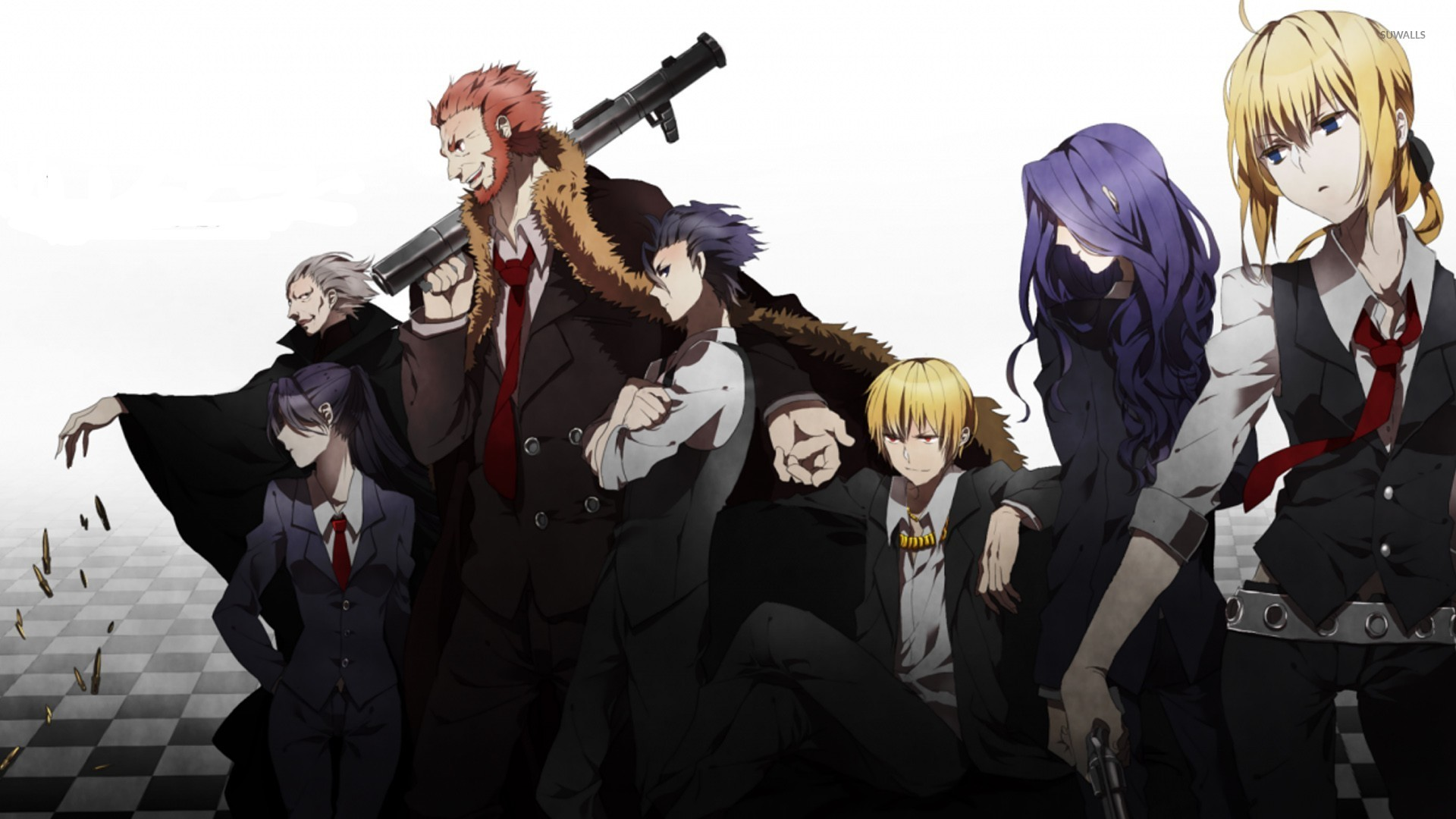Fate Stay Night 5 Wallpaper Anime Wallpapers 41770