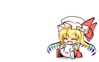 Flandre Scarlet - Touhou Project [2] wallpaper