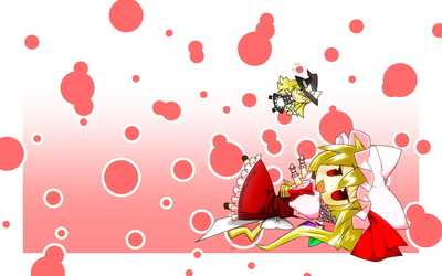 Flandre Scarlet - Touhou Project [4] wallpaper