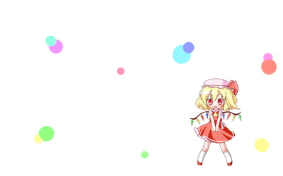 Flandre Scarlet - Touhou Project [5] wallpaper