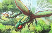 Flygon - Pokemon wallpaper 1920x1080 jpg