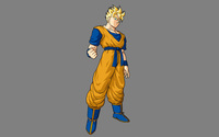 Future Gohan - Dragon Ball Z wallpaper 2560x1600 jpg