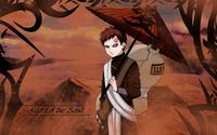 Gaara - Naruto [4] wallpaper 1920x1200 jpg