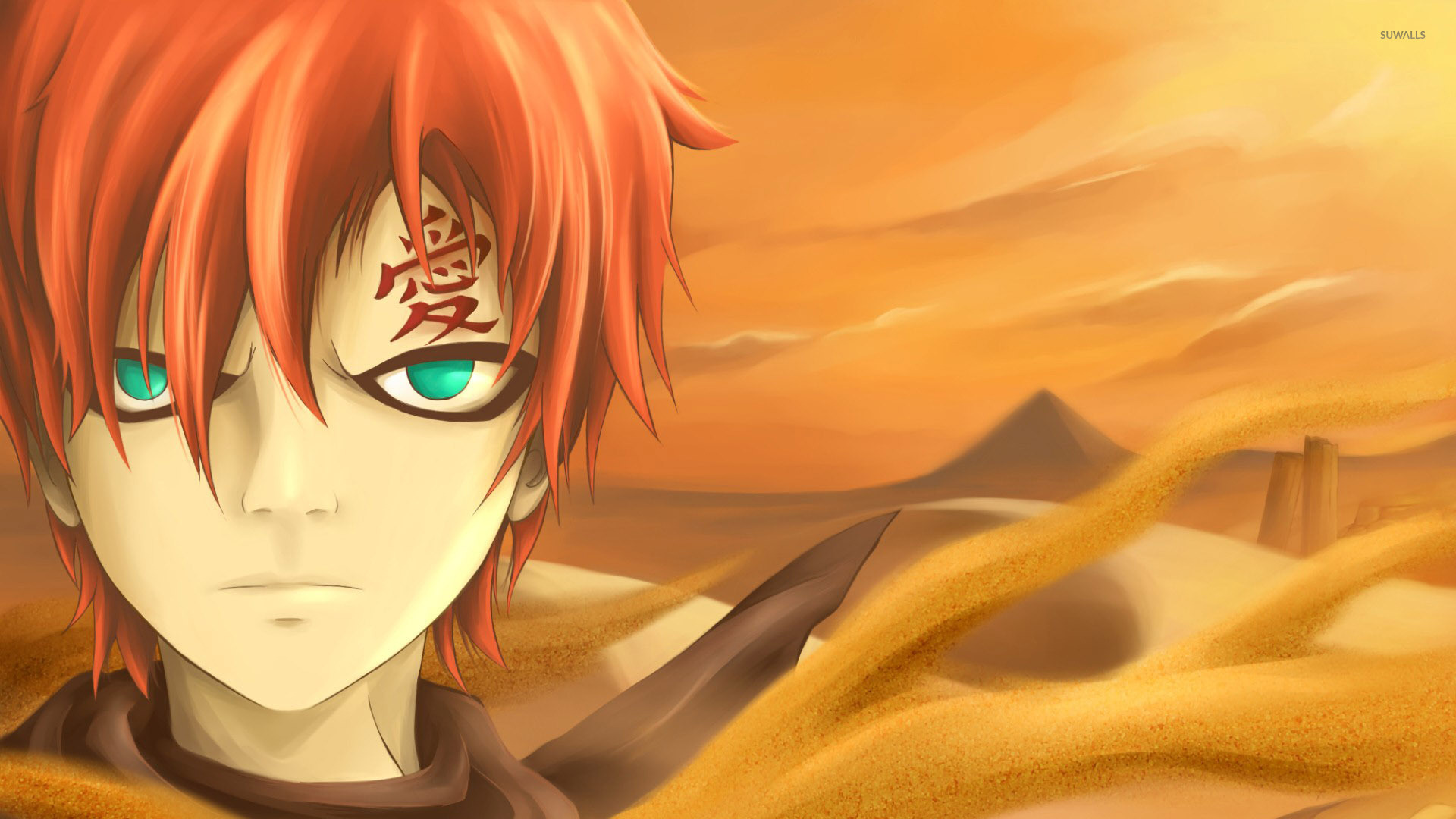 naruto and gaara wallpaper - photo #28
