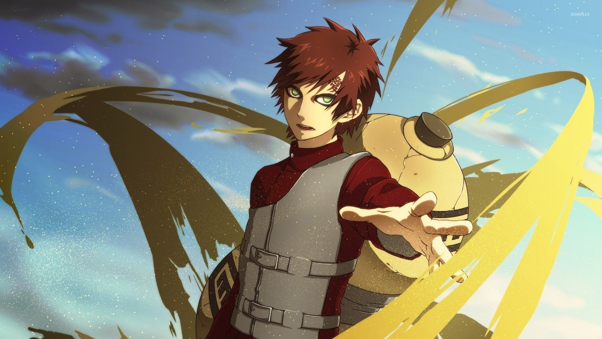 naruto and gaara wallpaper - photo #21