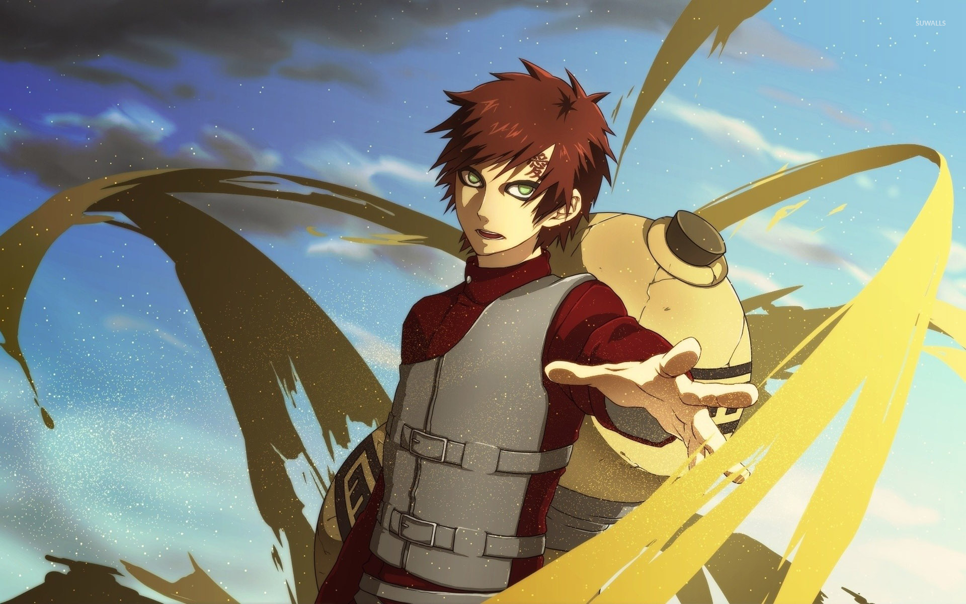 Gaara - Naruto [2] wallpaper - Anime wallpapers - #30304