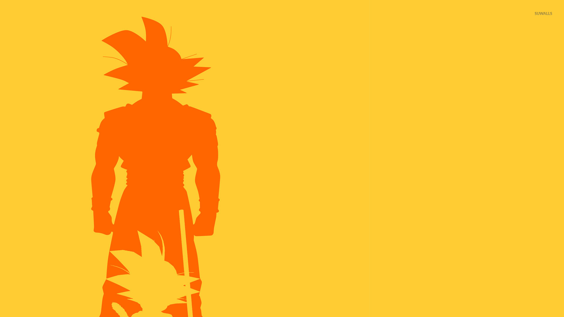 Goku - Dragon Ball Z [4] wallpaper - Anime wallpapers - #43828