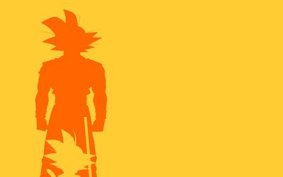Goku - Dragon Ball Z [4] wallpaper