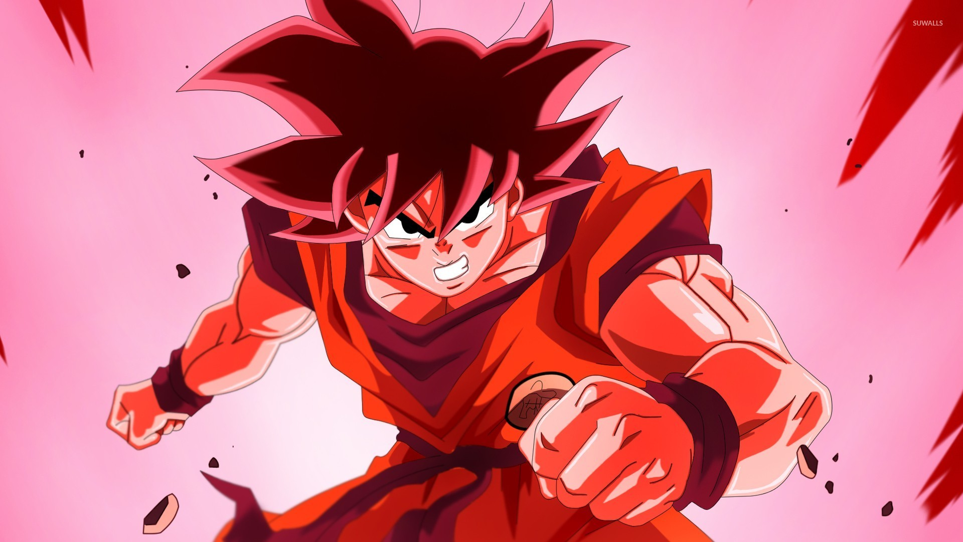 Goku - Dragon Ball Z wallpaper - Anime wallpapers - #8769