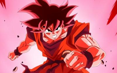 Goku - Dragon Ball Z wallpaper