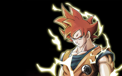 Goku - Dragon Ball Z Battle of Gods wallpaper