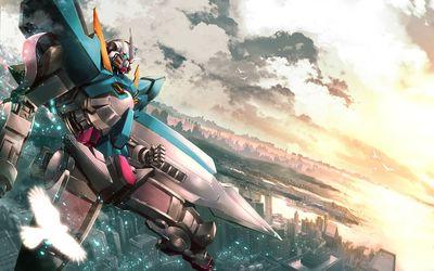 Gundam [3] wallpaper