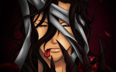 Haji - Blood+ wallpaper