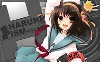 Haruhi Suzumiya - The Melancholy of Haruhi Suzumiya [2] wallpaper 1920x1200 jpg