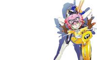 Haruko Haruhara - FLCL wallpaper 1920x1080 jpg
