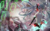 Hatsune Miku [9] wallpaper 2560x1600 jpg