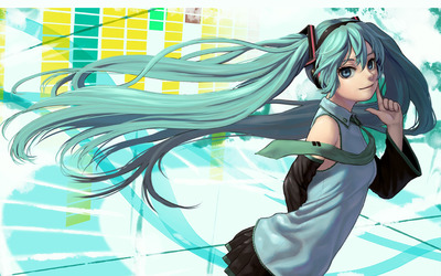 Hatsune Miku [7] wallpaper