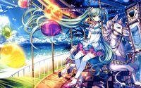 Hatsune Miku [17] wallpaper 1920x1200 jpg