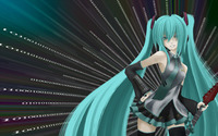 Hatsune Miku - Vocaloid [33] wallpaper 1920x1200 jpg