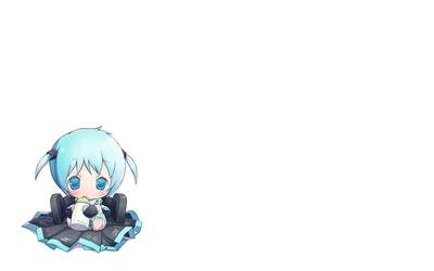 Hatsune Miku - Vocaloid [36] wallpaper