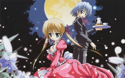 Hayate the Combat Butler [2] wallpaper