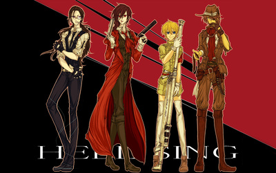 Hellsing [2] wallpaper