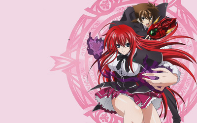 High School DxD wallpaper