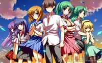 Higurashi When They Cry [2] wallpaper 1920x1080 jpg