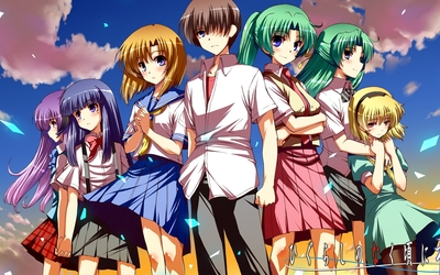 Higurashi When They Cry [2] wallpaper