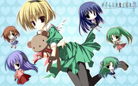 Higurashi When They Cry [6] wallpaper 1920x1200 jpg