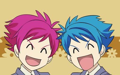 Hikaru and Kaoru Hitachiin - Ouran High School Host Club wallpaper