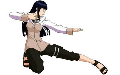 Hinata - Naruto wallpaper