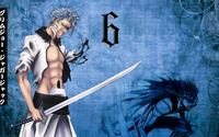 Hitsugaya Toshiro with a katana - Bleach wallpaper 1920x1080 jpg
