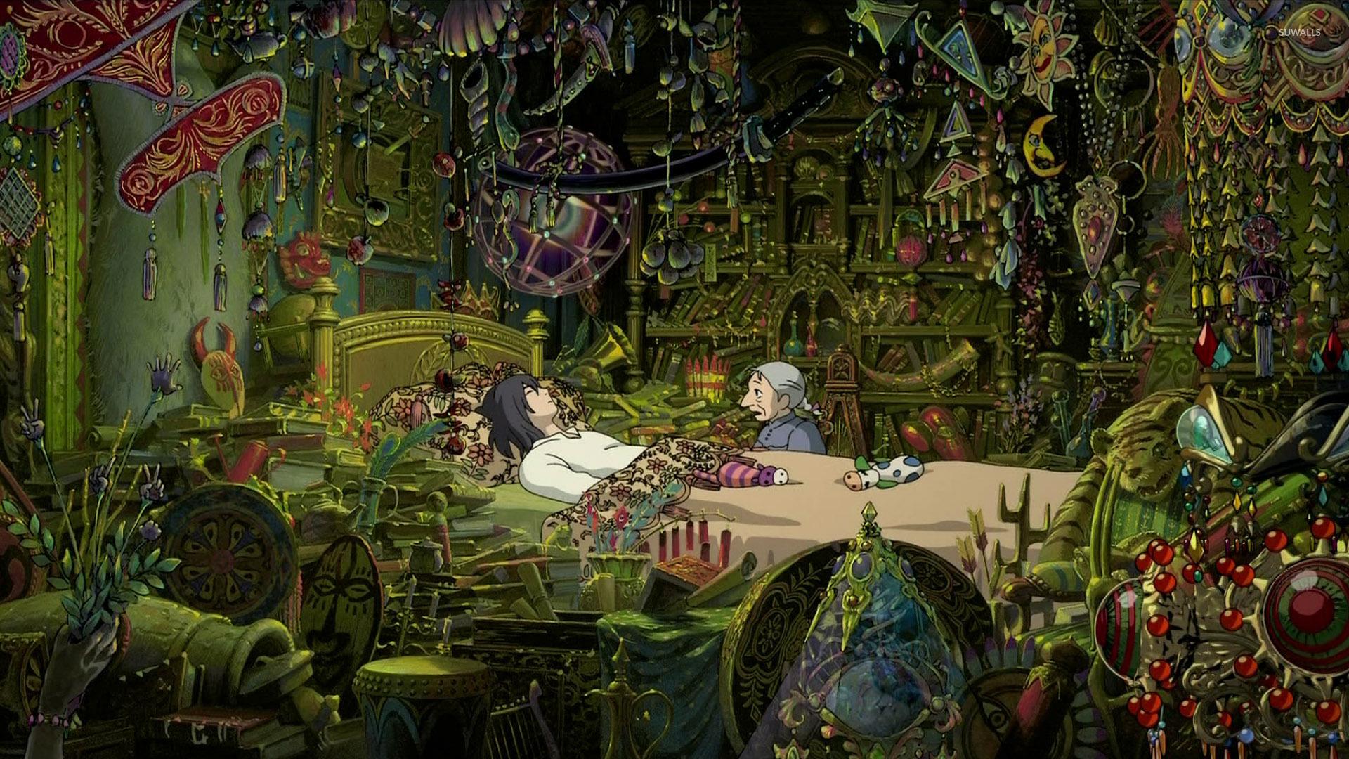 Howl S Moving Castle Wallpaper Anime Wallpapers 30480