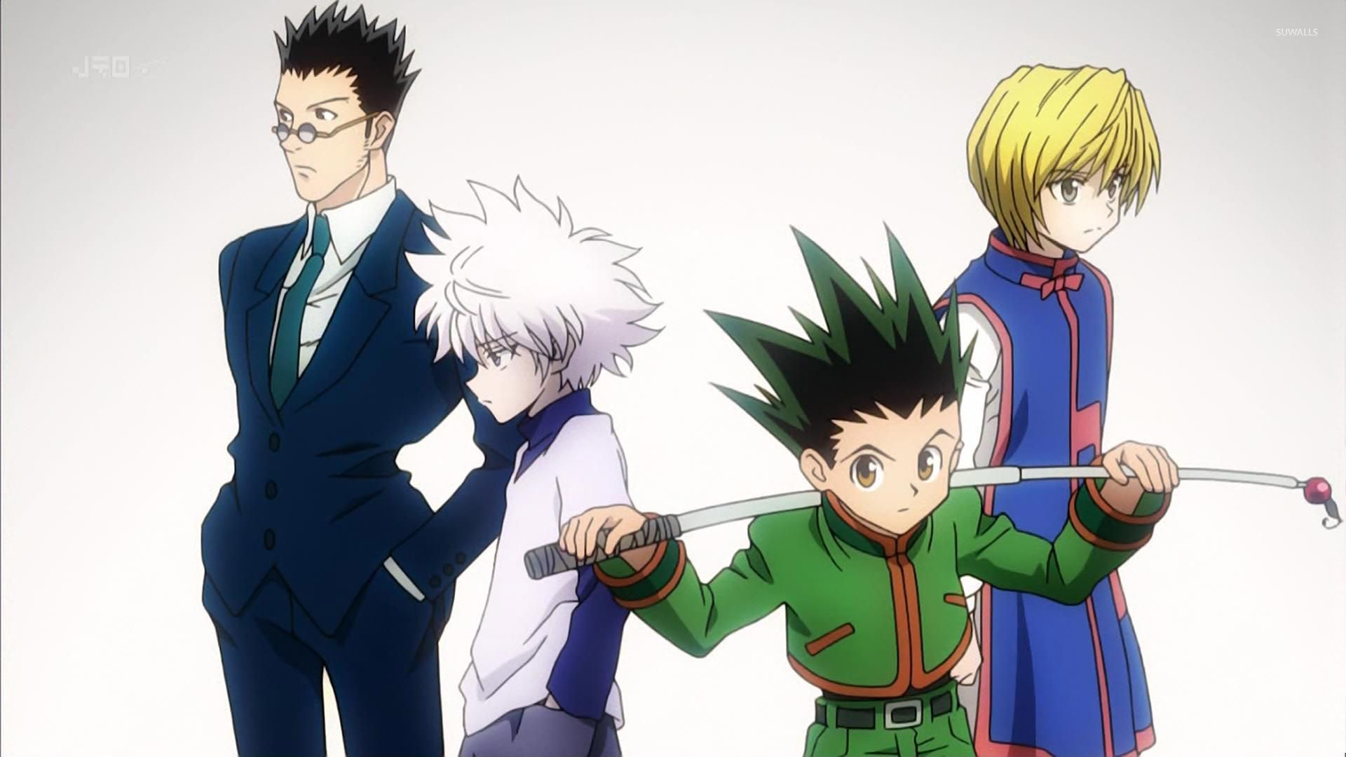 Hunter X Wallpaper