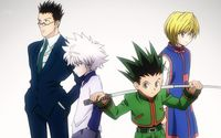 Hunter x Hunter wallpaper 1920x1080 jpg