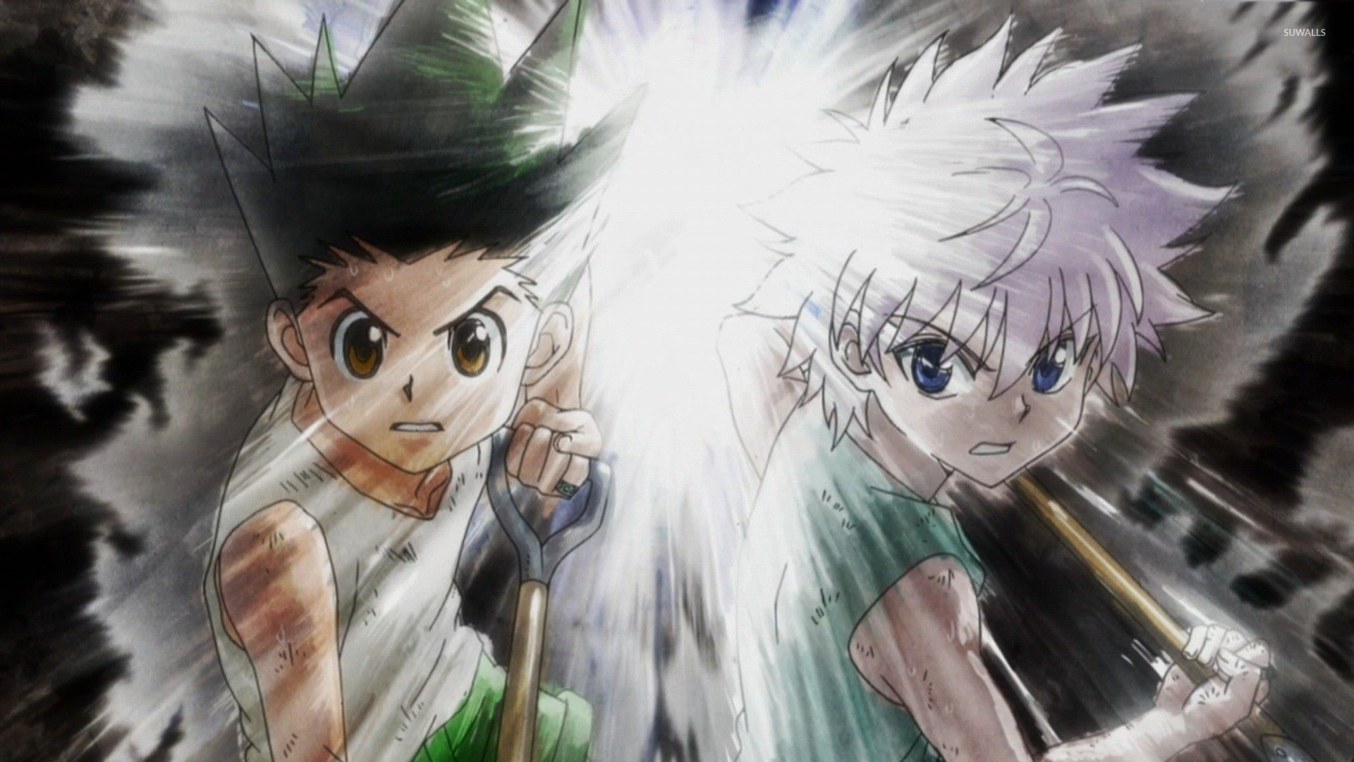Hunter X 2 Wallpaper