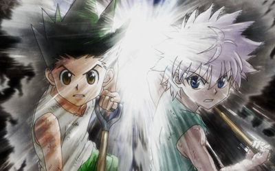 Hunter x Hunter [2] wallpaper